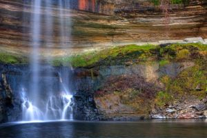 Minnehaha Falls cropped by mstargazer