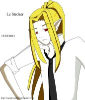 Le Stroker by vanejrvocaloid