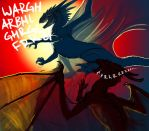Draggattack by Kezrek