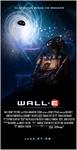 Wall.E Movie Poster by thekellz