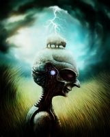 Electric Sheep by JakobHansson