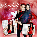 PNG Pack (25) Kendall Jenner by CraigHornerr
