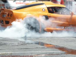 Exige Burnout by J4CQU35