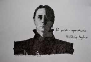 Loki - A quiet desperation's building higher by cute06