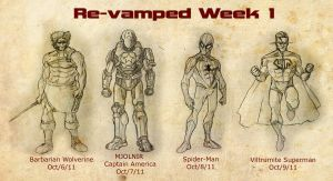 Re-vamped Week 1 by AndrewKwan