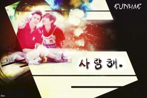 EunHae are in LOVE by shirleypaz