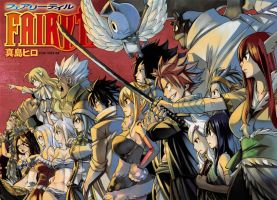 Fairy Tail 459 Color Cleaning Written by Ulquiorra90