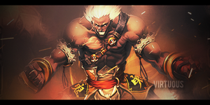 Asura Wrath Signature by VulcanicGFX