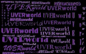 UVERworld obsession by XMasonLoveX