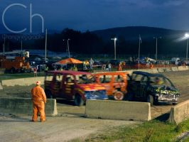 Demolition Derby 6 by Champineography