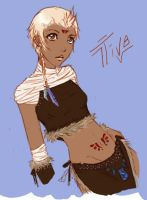 Tiva by HarlequinsTears