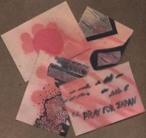 Praying for Japan by 11rnolson