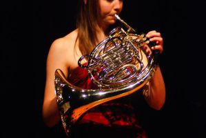 The French Horn by RollingFishays