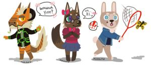 GUESS WHO GOT ANIMAL CROSSING FOR CHRISTMAS by Merimutt