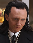 Loki Laufeyson a.ka Tom Hiddleston by AldySyaoran