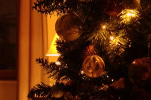 Christmas Tree Particular by giovimonto
