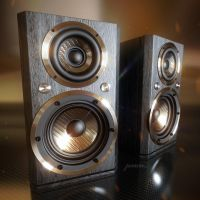 Custom Speakers by jackdarton