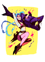 Jinx by superturtlethefirst