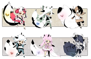 [CLOSED] ADOPT SET PRICE 78 - Enigma by Piffi-adoptables