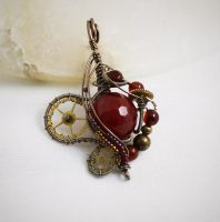 My Steampunk Heart by Nemhiria