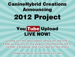 2012 Project Announcement by CanineHybrid