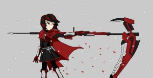 Ruby Rose Red Reaper by Phoenix2683