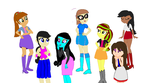 Me and the youtuber 6 by Bellasilverstar2
