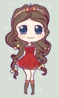 little dress n_n by Mayila