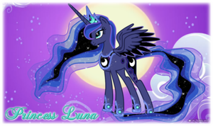 Princess Luna by Nyxity
