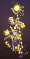 Light Mage - CHoW 243 by DBed