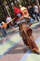 WoW - Troll (BlizzCon 2011) by BrianFloresPhoto