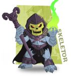Meejitz - Skeletor da Sorcerer by happymonkeyshoes
