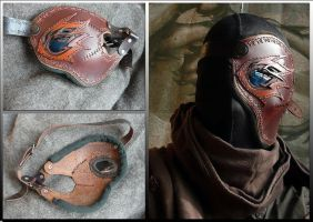 Mask of the Scorched v2 by Astanael