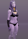 Tali Romance (Update) by TheRaiderInside