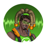 Overwatch: Brazilian DJ by X-I-L2048