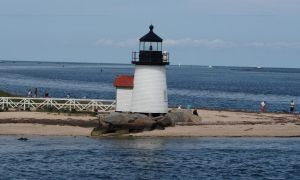 Brant Point Lighthouse 2 by TheMightyQuinn