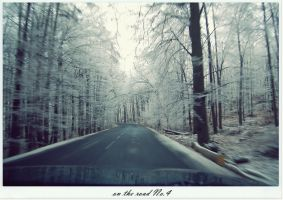 on the road No.4 by landscapesaxony