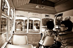 In The Mini Train by vemano88