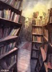 Books, books, books by Iraville