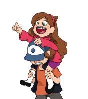 Gravity Falls by sweetxvichy