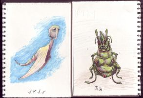 Weird Creatures page 12 by Scipio1st