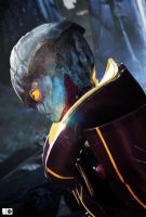 Javik from Mass Effect 3 by Mick-rocks-Cosplay