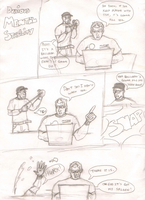DMS Test Strip (rough) - Death by Balloon by Enigmatic-Andy