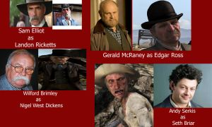 Red Dead Redemption Fan-Cast 2 by MoviezAreMyLife