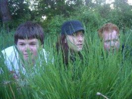The Guys, in the Wilderness by slipknotcrow