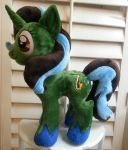 Another My little pony OC Plushie Commssion by CINNAMON-STITCH