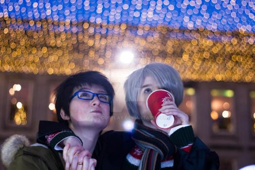 Yuri On Ice: With You by LSPcosplay