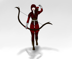 Vivianne- concept by Chloe-The-Great