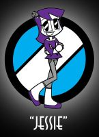 "Teenage Robot OC- ""Jessie"" by Teenage-Robot-OCs"