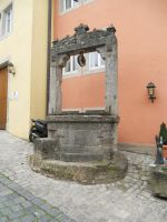 Rothenburg 1 Well by sacral-stock